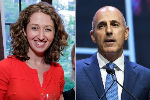 Ex-NBC producer publicly accusing Matt Lauer of rape began as 'Today' show page