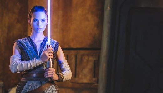 Do My Eyes Deceive Me, or Did Disney Just Unveil a Real Lightsaber on Star Wars Day?