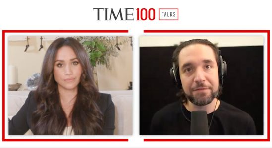 Meghan Markle and Alexis Ohanian Speak About Raising a Mixed-Race Child in a Radicalized World
