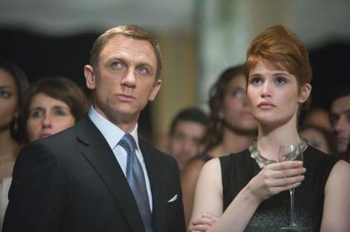 Quantum of Solace Star Gemma Arterton Says Her Character Should Have Turned Down Sex with Bond