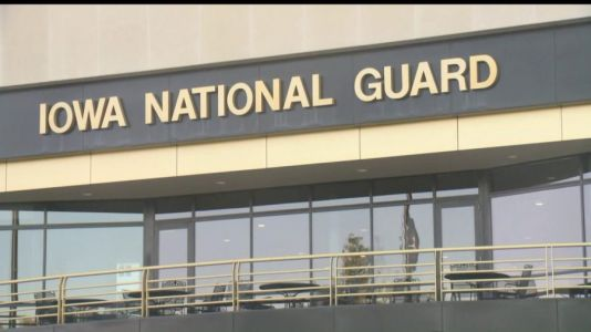 Iowa National Guard cancels August events due to delay in reimbursement funding