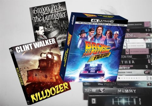 October 20 Blu-ray, Digital and DVD Releases