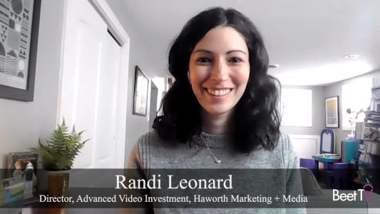 AVOD Offers Data-Driven Ad Targeting to Brands: Haworth's Randi Leonard