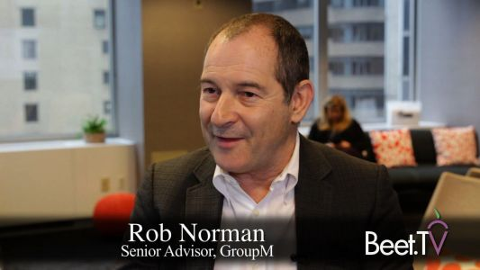 Untold Consequences Of Tech Regulation: GroupM's Norman