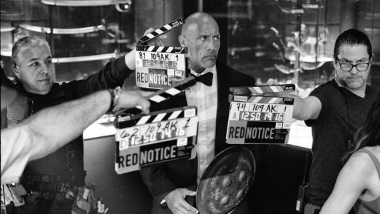 Dwayne Johnson-Led Red Notice to Resume Production Next Month