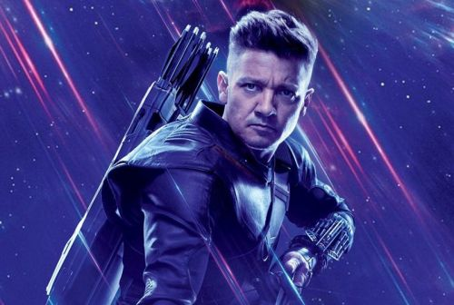 Jeremy Renner Reveals Hawkeye Has Wrapped Production!