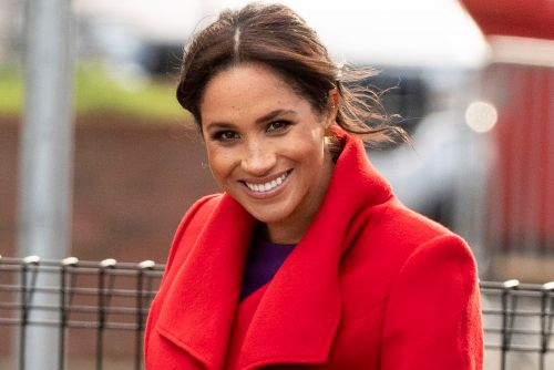 Meghan Markle Just Responded to a Fan Who Asked If She Was Having a Boy or a Girl