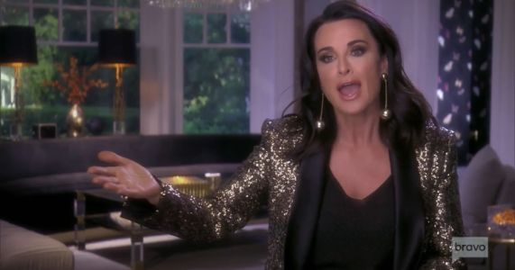 Kyle Richards Denies Complaining To Andy Cohen About Daughters Not Appearing On Watch What Happens Live Kids Special