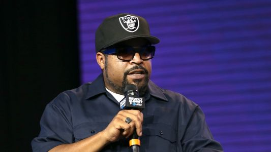 'N*gga Please': Ice Cube Responds After Eric Trump Posts Fake Photo of Rapper in Trump Hat