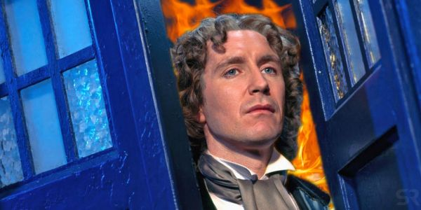Doctor Who's Paul McGann Movie Was A Failure: Here's Why