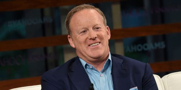 Donald Trump Asks Fans to Vote for Sean Spicer on DWTS