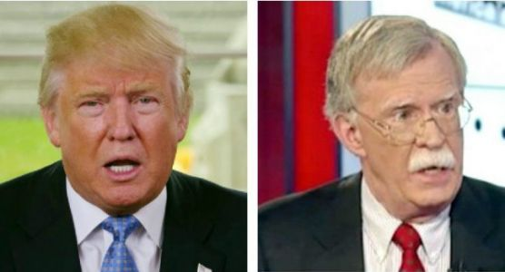 Liberals Applaud, Pundits Gasp and Neo-Cons Weep at Shocking Ouster of Bolton: He Was 'Insufficiently Pro-Taliban'