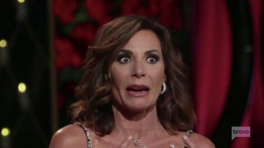 Luann de Lesseps Parties Sans Mask In Florida; Carole Radziwill Slams Luann And Ramona Singer For Behavior During Coronavirus Pandemic