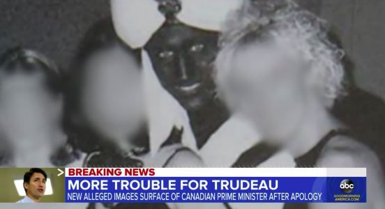 Justin Trudeau Joins List of Celebs Who Thought Blackface Was a Good Idea
