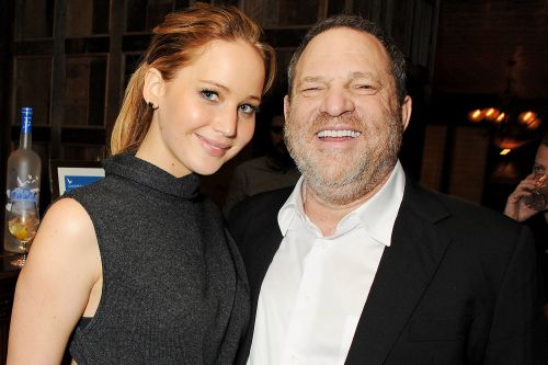 Weinstein bragged about sleeping with Jennifer Lawrence, suit claims