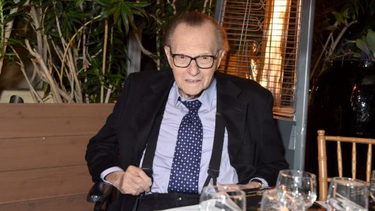 Legendary Interviewer Larry King Has Died at Age 87 After Covid Hospitalization