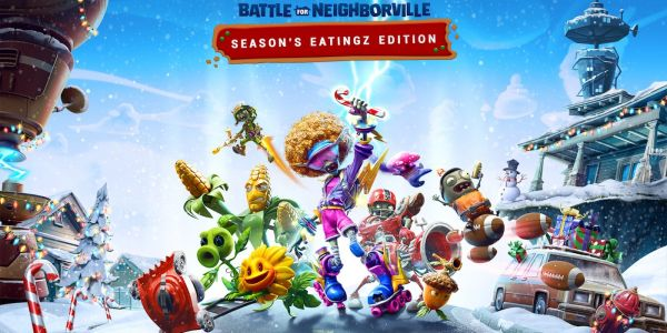 Plants vs. Zombies: Battle For Neighborville - Season's Eatingz Holiday Edition Review