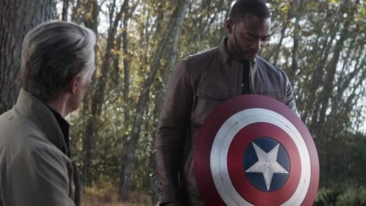 Falcon and the Winter Soldier Toy Reveals Identity of New Captain America