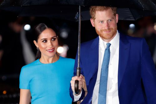 Prince Harry and Meghan Markle call cops over drones flying over home