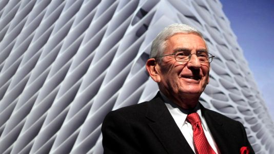 Eli Broad, billionaire who helped shape the cultural life of L.A., dies at 87