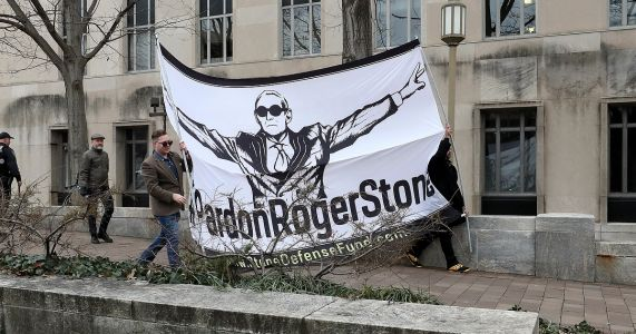 CNN and Washington Post Debunk Every One of the 'Lies and Falsehoods' in Trump Admin's Roger Stone Statement