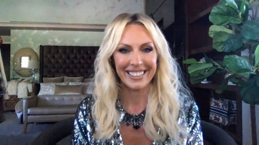 Braunwyn Windham-Burke Shares Regrets From Real Housewives Of Orange County;Hopes Her Kids Don't See Makeouts With Castmate Tamra Judge