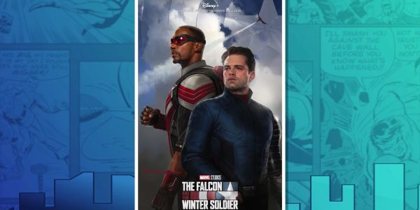Falcon & The Winter Soldier HD Poster Gives Better Look At New Costumes