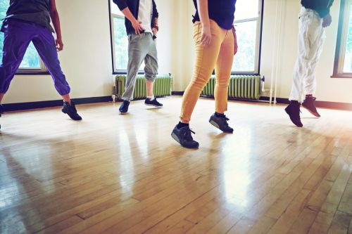 I Can't Dance, but This at-Home Hip-Hop Tabata Was Fun as Heck and Got Me Extra Sweaty
