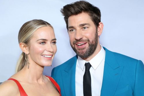 John Krasinski and Emily Blunt's relationship is cuter than Jim and Pam's