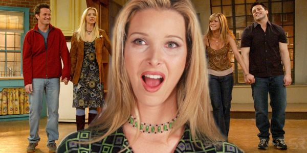 Friends: Why Phoebe's Ending Was The BEST | Screen Rant