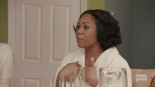 """Monique Samuels Says Real Housewives Of Potomac Stars Are Trying To Get Her """"Fired"""" After Her Fight With Candiace Dillard"""