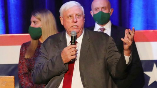 West Virginia gov. says he'd welcome chance to annex 3 Maryland counties