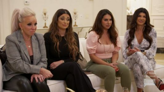 Real Housewives Of New Jersey Recap: Psychic Visions & Pineapple Dreams
