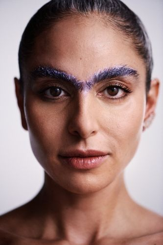 This Woman is Finding Freedom In Her Unibrow - and Breaking Beauty Standards Along the Way