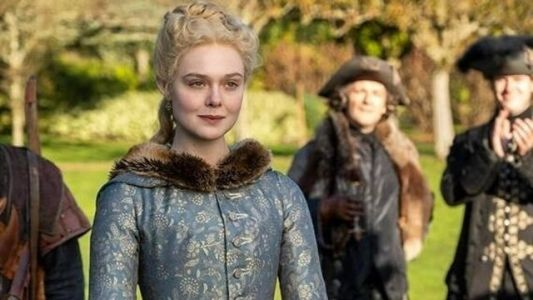 Exclusive The Great Clip Featuring Series Star Elle Fanning