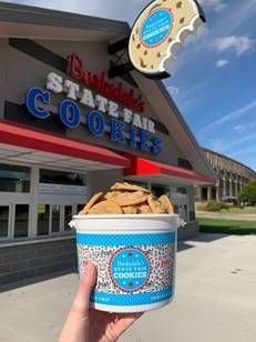 Get Your Bucket of Cookies Tuesday for National Chocolate Chip Cookie Day