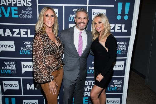 """Andy Cohen Responds To Claim That He's """"Ageist"""" After Tamra Judge And Vicki Gunvalson Got Fired"""