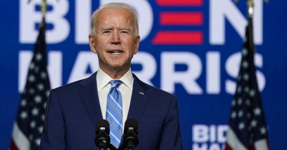 JUST IN: Michigan Officially Certifies Biden as State's Election Winner