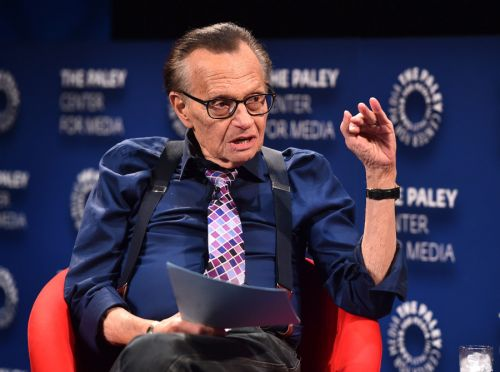 Larry King dead at the age of 87