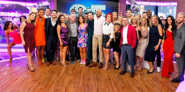 Dancing With The Stars Season 25: All Contestants & Winner