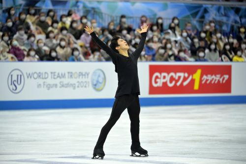 """Nathan Chen Says That, When the Time Comes, Athletes Need to """"Do What's Best For Us"""""""