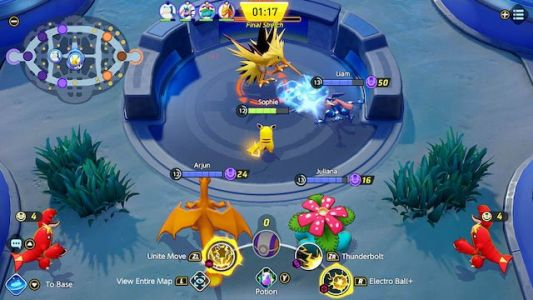 Pokémon Unite Review | An Accessible MOBA That's Fun for All