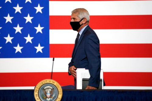 Fauci to tell House panel pandemic 'will likely continue for some time'
