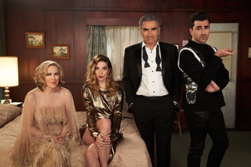 Did Schitt's Creek Just Earn the Most Emmys Ever Won in a Single Year? Not Quite
