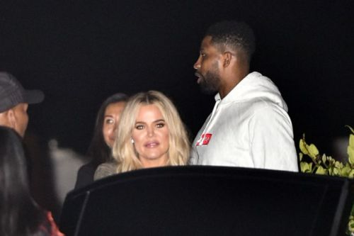 Boo Boo The Fool For Love: Khloe Kardashian Is Back Boo'd Up With Her Bed Hoppin' Baby Daddy. And The Reality TV Cameras Are Rollin!