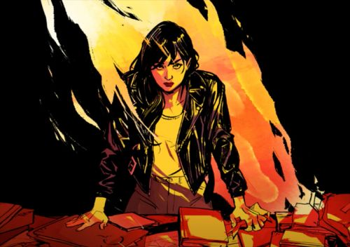 Exclusive Marvel's Jessica Jones: Playing With Fire Clips!