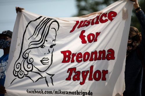 Hollywood Stars Express Outrage at Breonna Taylor Grand Jury Decision