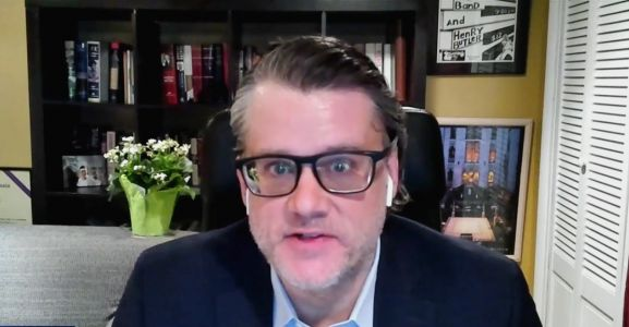 Politico's Ben White Gets Dragged For Saying We All Secretly Miss Trump Twitter: 'You Want Him Tweeting Those Tweets'