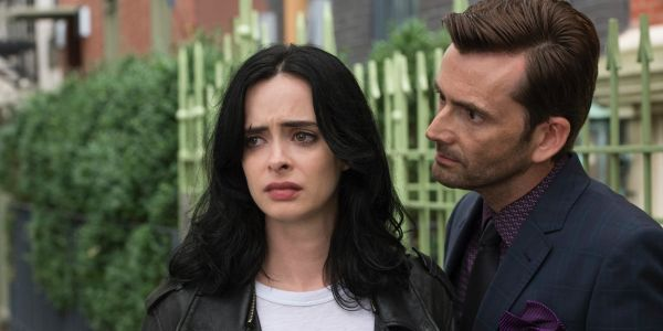 Jessica Jones Creator Responds to Cancellation: It Will Go Out 'With A Bang'