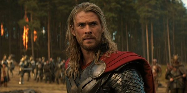 Chris Hemsworth's Latest Video Shows Off His Biceps And Thor's Classic Hair